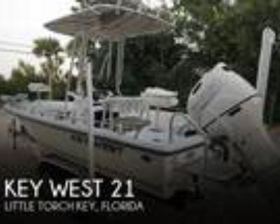 21 foot Key West 21