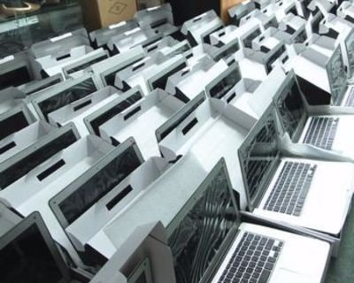 Used computers and accessories