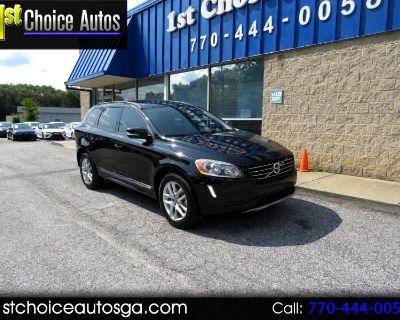 Used 2017 Volvo XC60 T5 FWD
