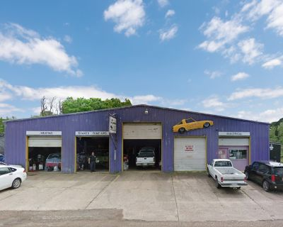 "30,750 SF shop - HWY 80 Haughton- ""Jose's Rotary"""