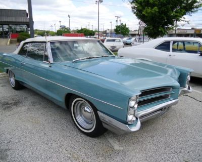 1966 Pontiac Catalina Convertable Sorry Just Sold!!!