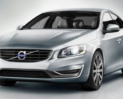 2015 Volvo S60 Platinum