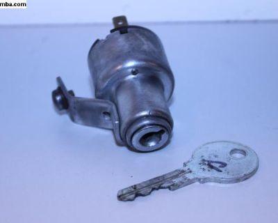 60-61 Bug SC Key Code Ignition Switch W/Key