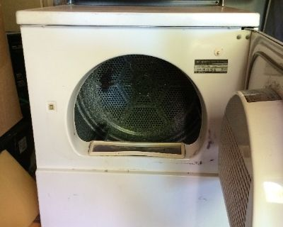 Used dryer in good condition