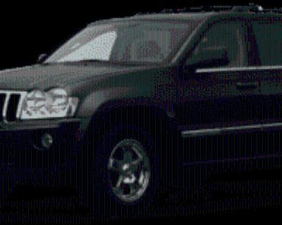 2007 Jeep Grand Cherokee SRT8