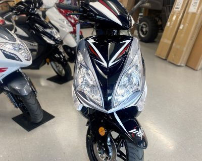 2021 Wolf Brand Scooters Wolf EX-150 Scooter Wytheville, VA