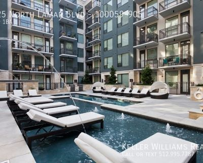 Very Modern and Luxurious North Lamar Living!