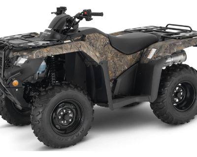 2021 Honda FourTrax Rancher 4x4 EPS ATV Utility Chico, CA