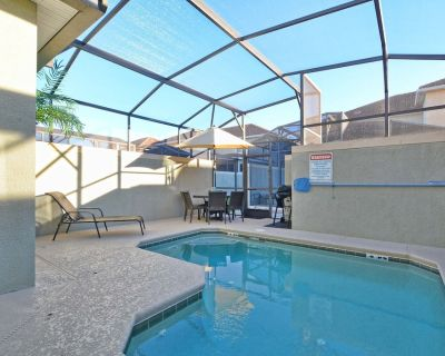 SOUTH FACING POOL, KIDS THEME BEDROOM, 2 MASTER SUITES, BBQ GRILL, FREE WIFI!! - Four Corners