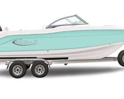 2021 Robalo R207 DUAL CONSOLE Ski & Fish Boats Lakeport, CA