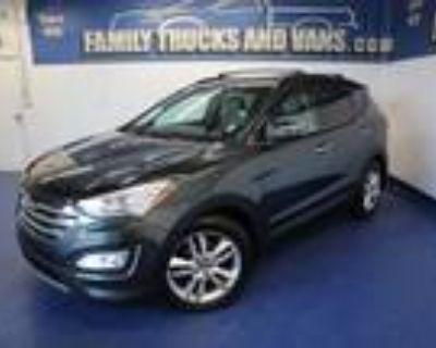 2013 Hyundai Santa Fe Sport, 82K miles
