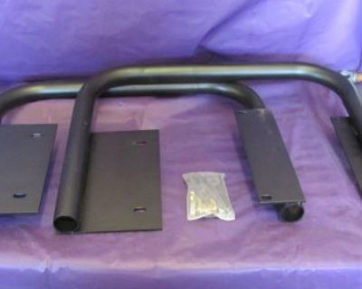 Yamaha Utv Rhino Cycle Country Nerf Bars Assy # 18-5120 Rhino Nerfbars