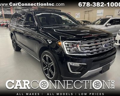 Used 2020 Ford Expedition Max Limited 4x2