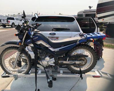 2017 Yamaha XT250