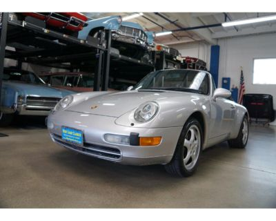 1997 Porsche 911/993 Carrera
