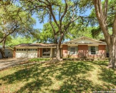11011 Auldine Dr, San Antonio, TX 78230 3 Bedroom House