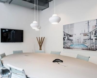 """Private office for 5-6 people ALL INCLUSIVE at """"5999 Center Dr. Los Angeles United States"""""""