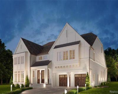 Home For Sale In Birmingham, Michigan