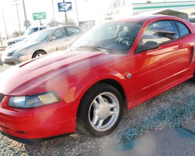 2004 Ford Mustang 40th Anniv. Edition, V6, 115K miles, NICE!