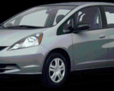 2010 Honda Fit Base