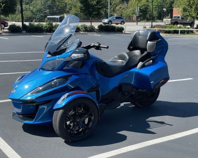 2019 Can-Am Spyder RT Limited 3 Wheel Motorcycle Marietta, GA