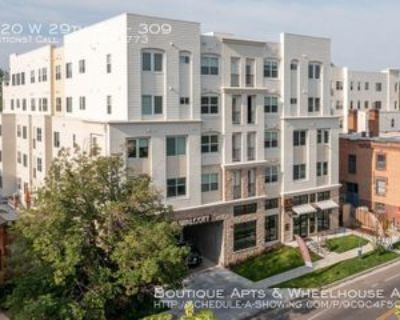 2920 W 29th Ave #309, Denver, CO 80211 1 Bedroom Apartment