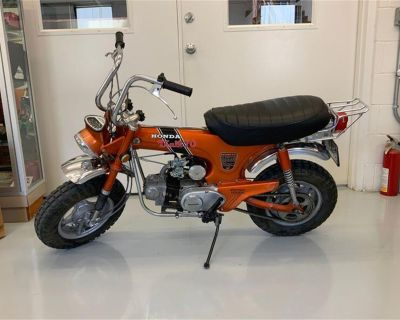 1971 Honda Motorcycle