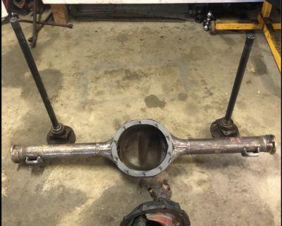 9 Ford Rear 4.56 28 spline posi 5 bolt Axles