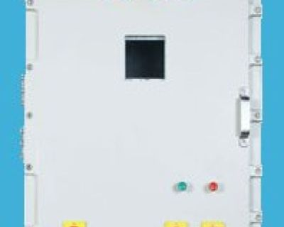 Flameproof Instrumentation Panel