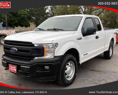 2018 Ford F150 Super Cab for sale