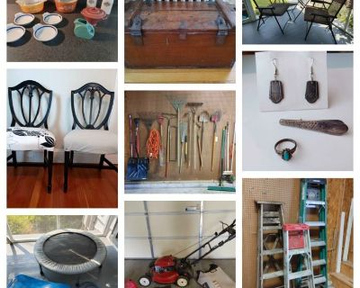 Fantastic Finds in Forest Hill- Auction Ends Tues, Sept 21