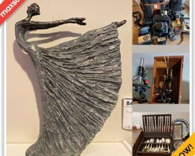 North Andover Moving Online Auction - Great Pond Road