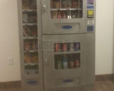 Seaga Office Deli Combos & Vendnet HR23 Vending Machines