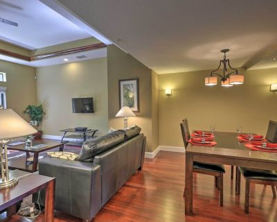 NEW! Family-Friendly Townhome - 6 Miles to Epcot! - Orlando