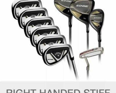 Callaway Edge Golf set
