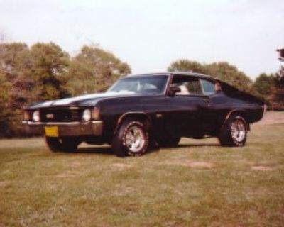 1972 SS Chevelle WANTED