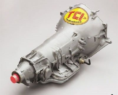 Tci Streetfighter Transmissions Th400 Chevrolet 1964 - 1990 V8 Muscle Car