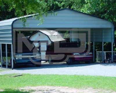 Durable Metal Carports for Sale in North Carolina