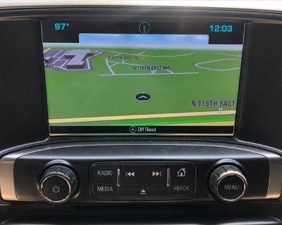 2017 Chevrolet Silverado 1500 LTZ 1LZ in Owasso, OK