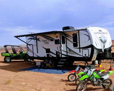 2018 Outdoors RV Mountain Series Timber Ridge 27DBHS
