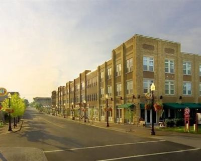 Old Town on the Monon Apartments & Townhomes