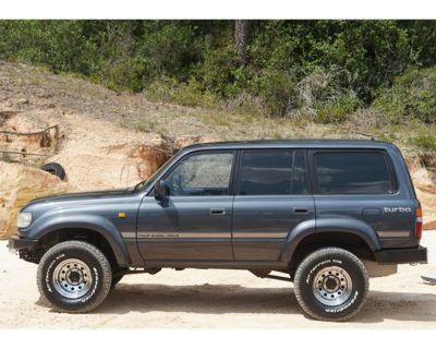 1993 Toyota Land Cruiser FJ