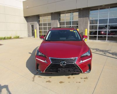 Certified Pre-Owned 2020 Lexus NX 300 AWD SUV