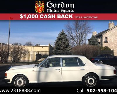 Used 1989 Rolls-Royce Silver Spur SILVER SPUR