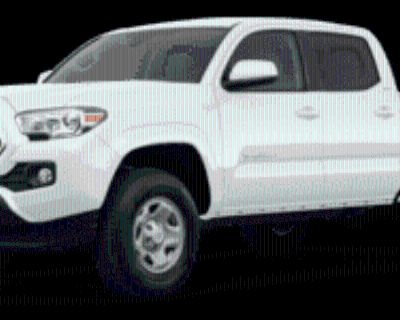 2019 Toyota Tacoma SR Double Cab 5' Bed V6 4WD Automatic