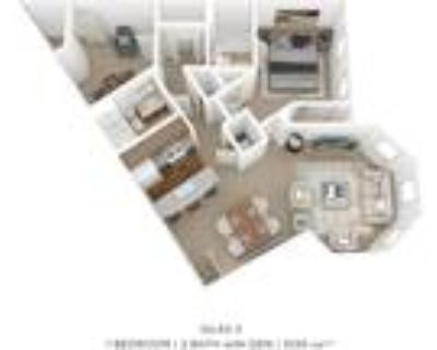 Worthington Apartments and Townhomes - One Bedroom 2 Bath w/ Den - Giles