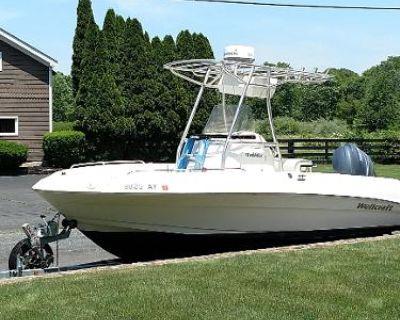 2006 Wellcraft 212 Fisherman