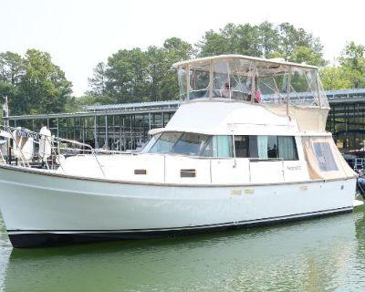 1977 Mainship 34 Trawler