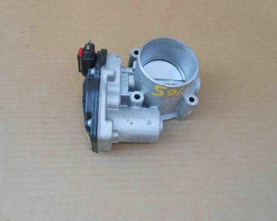 10 11 12 Fusion Throttle Body 2.5l Excluding Hybrid