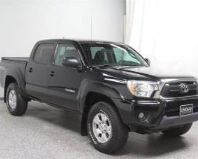 2015 Toyota Tacoma TRD Pro Double Cab 5' Bed V6 4WD Automatic